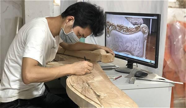 雕刻车间-1
