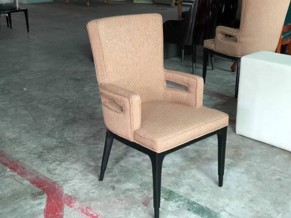 高端定制扶手椅