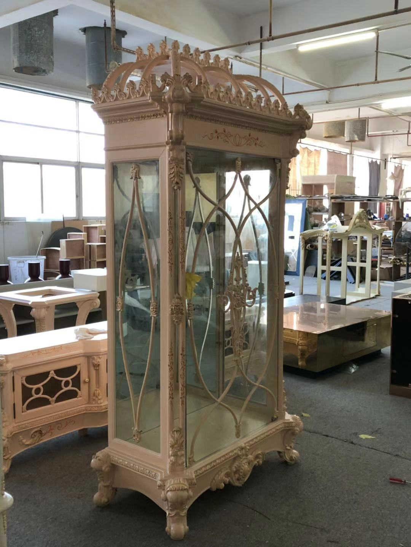 新古典法式家具_展示柜