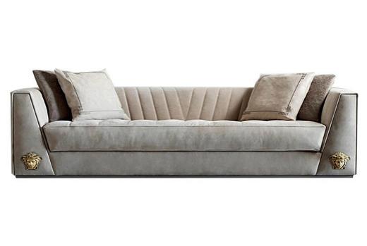 意式轻奢家具范思哲沙发Versace